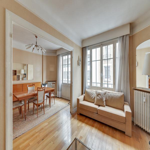 Offres de vente Appartement Issy-les-Moulineaux 92130
