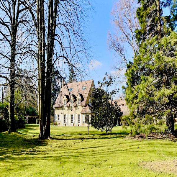 Offres de vente Villa Saint-Nom-la-Bretèche 78860