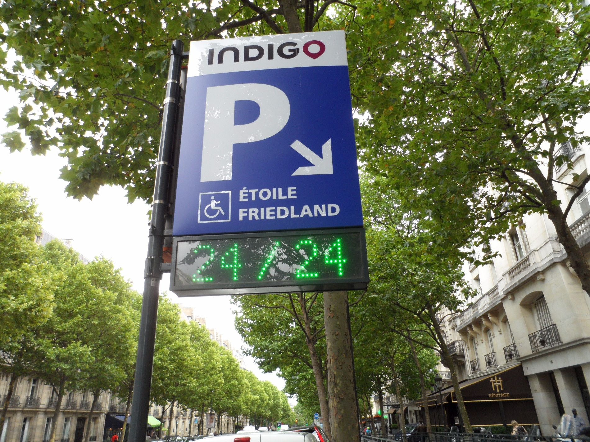 Offres de vente Parking Paris 75008
