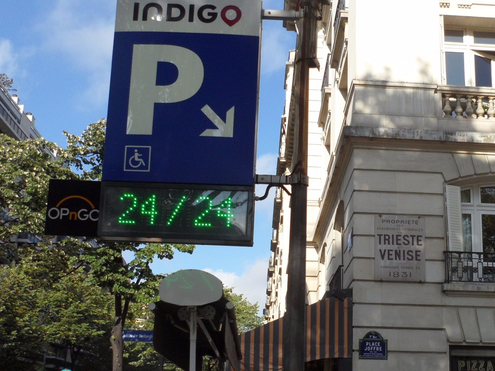 Offres de vente Parking Paris 75007